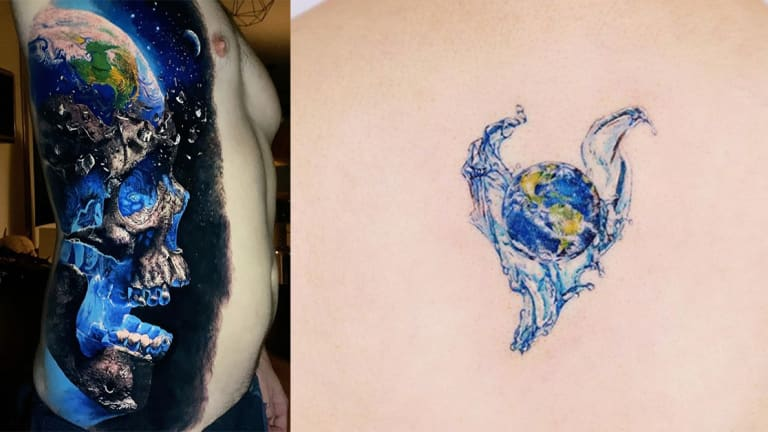 There's No Planet B, Celebrate Earth Day with Ink