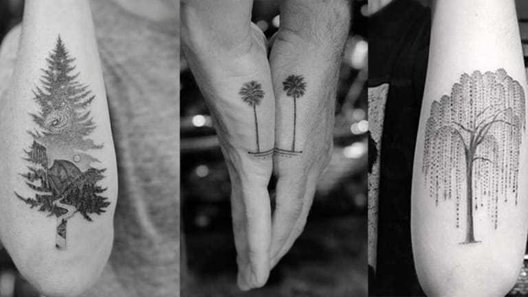 Celebrate National Arbor Day with Awesome Tree Tattoos