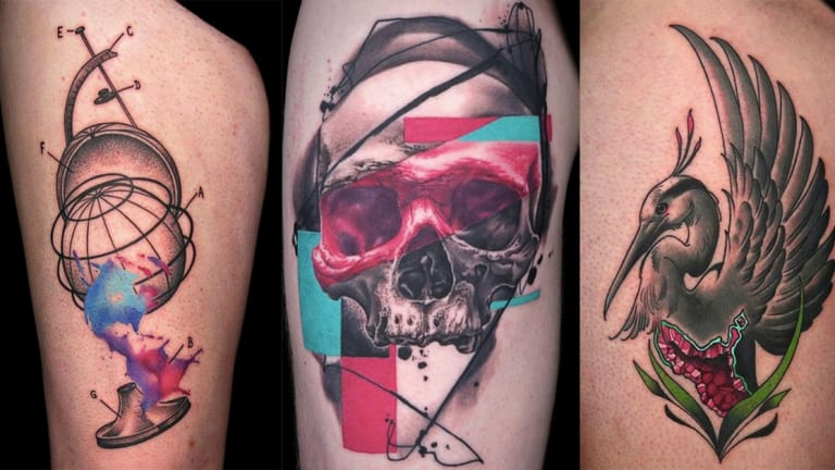 These are the Best Tattoos of Ink Master Season 13