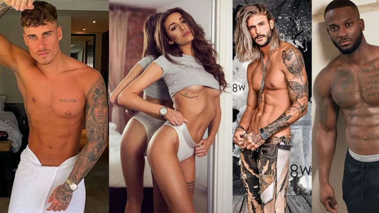 Meet the Tattooed Hotties on Netflix's 'Too Hot to Handle'