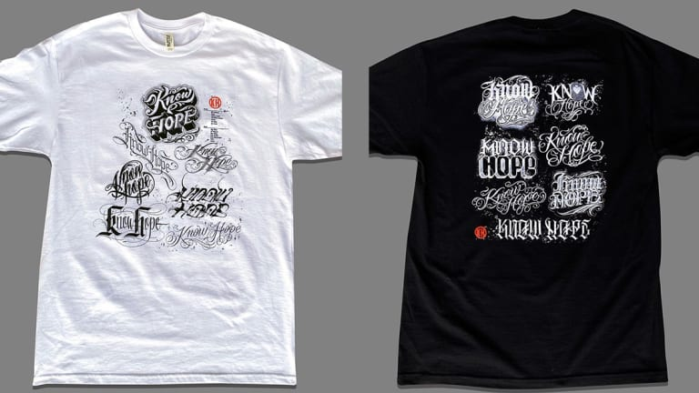 BJ Betts and 14 Other Tattooers Design T-Shirt for COVID-19 Relief