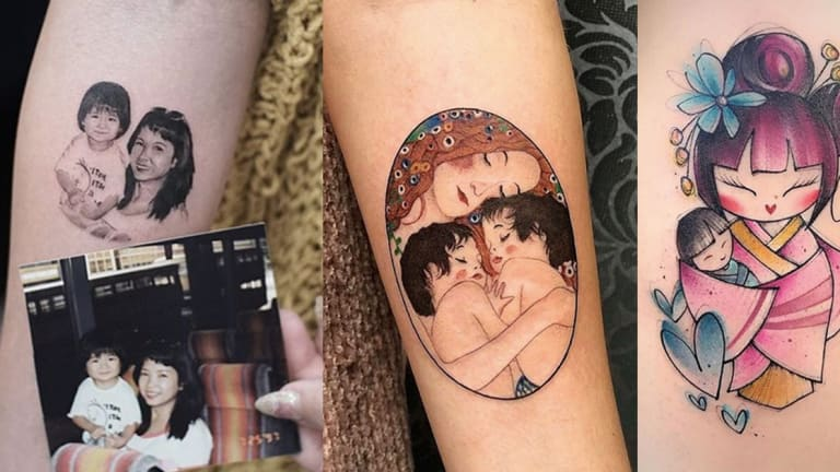 Tattoos to Make Your Mom Shed a Tear