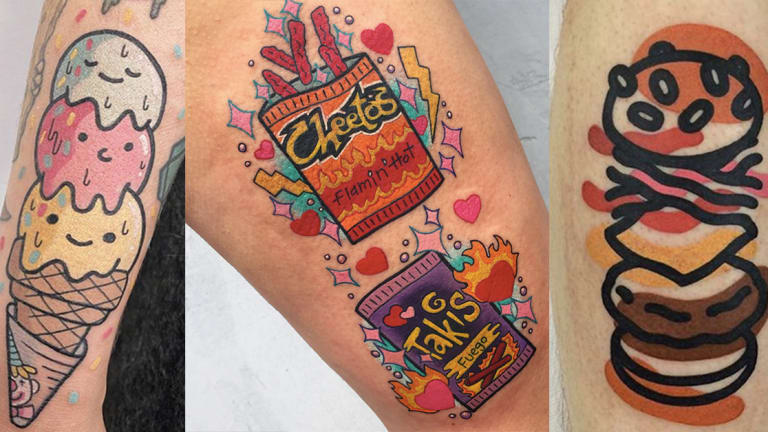 Celebrate National Eat What You Want Day with Delicious Ink