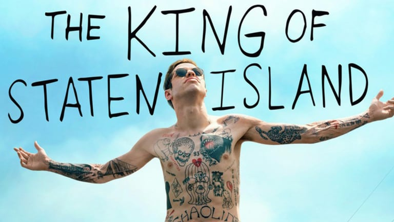 Pete Davidson Plays a Tattoo Artist for 'The King of Staten Island'