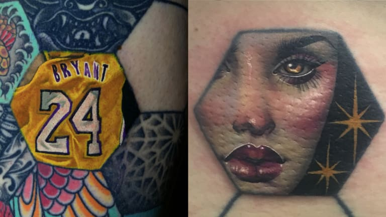 This Man Has the Most Unique Tattoo Collection on the Planet