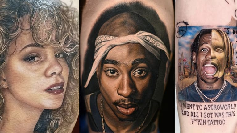 Celebrate World Day of Music with Tattoos of Your Favorite Artists