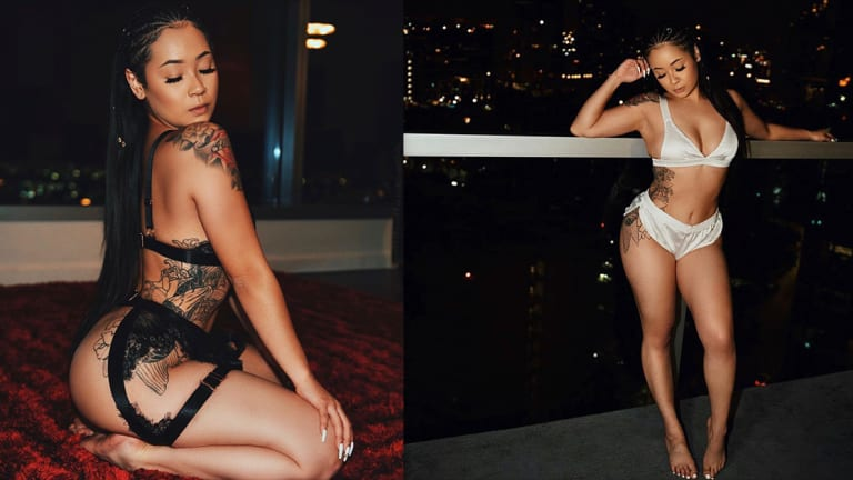 Inked Girl of the Week: Ness Hussle