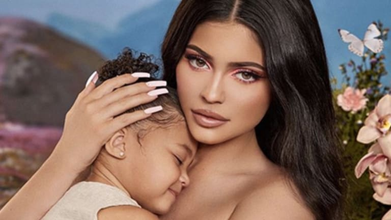 Kylie Jenner Got a Sentimental Arm Tattoo for Her Daughter Stormi