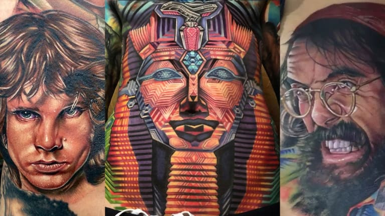 Why This Collector Waited Until His 30s to Get Covered in Amazing Tattoos