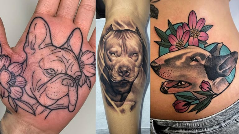 30 Tattoos for Bully Breed Lovers
