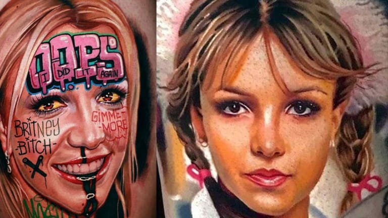 30 Iconic Britney Spears Tattoos
