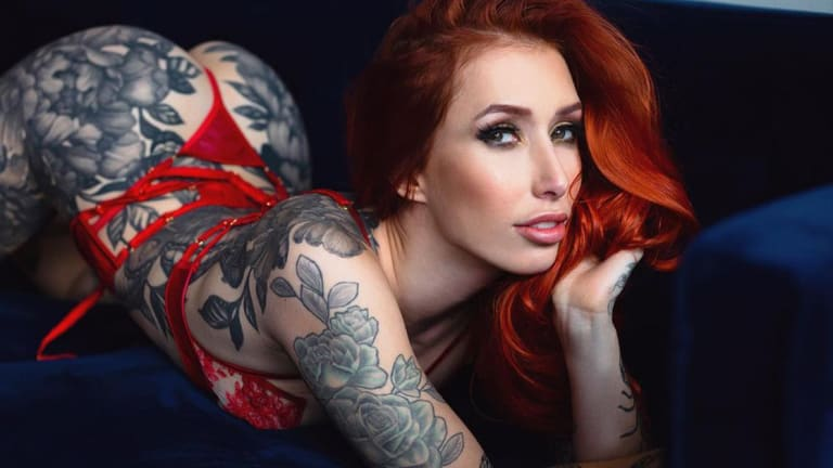 Inked Girl of the Week: Luna Luck