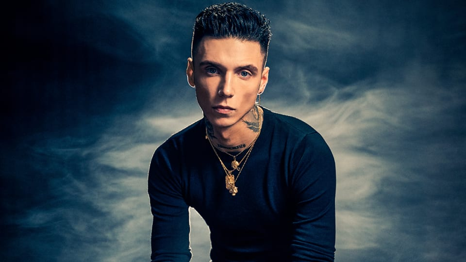 Back in Black, With Andy Black