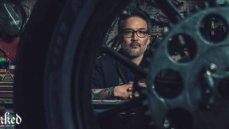 Custom Bike Builder Keino Sasaki Talks Japanese Culture's View on Tattooing, Working with Indian Larry, and Keino Cycles