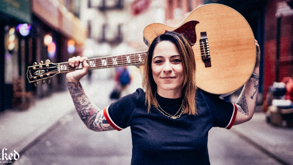 Lucy Spraggan On 'Today Was A Good Day,' Tattoos, and Life as a Foster Mom