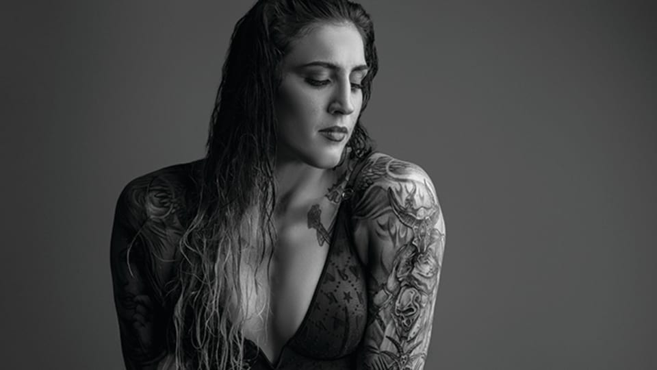 Megan Anderson: The Will of a Champion