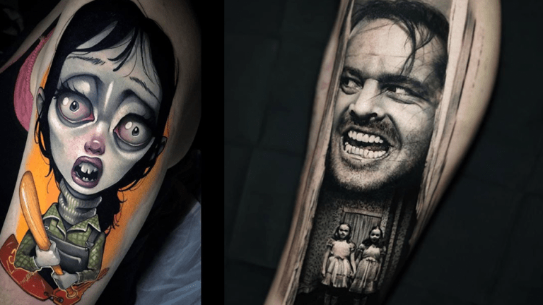 Get Ready for Doctor Sleep with These The Shining Tattoos