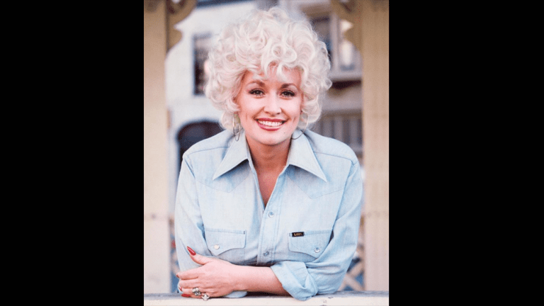 Dolly Parton Talks About Her Tattoos