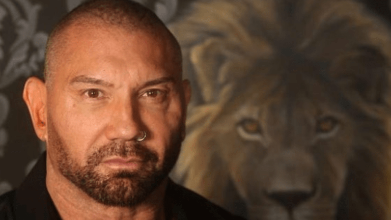 Dave Bautista's New Superhero Themed Tattoos