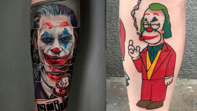 'Joker' Leads With 11 Oscar Nominations and Infinitely More Tattoos Than Any Other Film