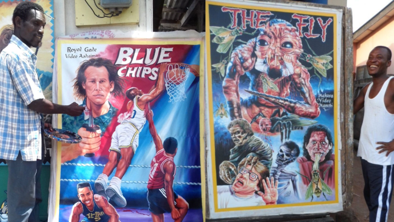 The Insane World of Ghanaian Movie Posters