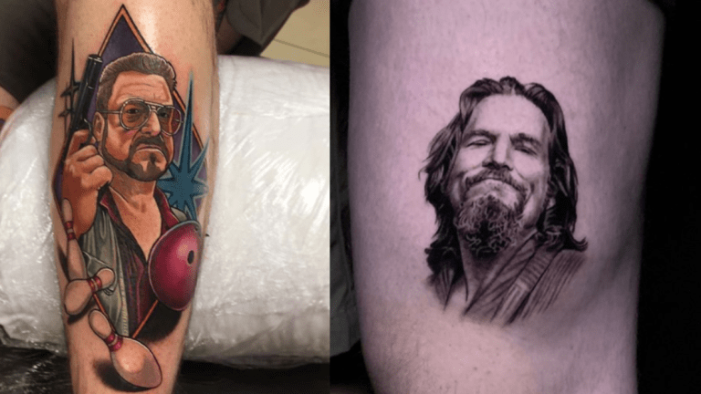 The Dude Abides These 'The Big Lebowski' Tattoos