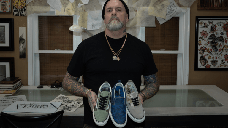 BJ Betts and Vans Come Together for an Epic Collaboration