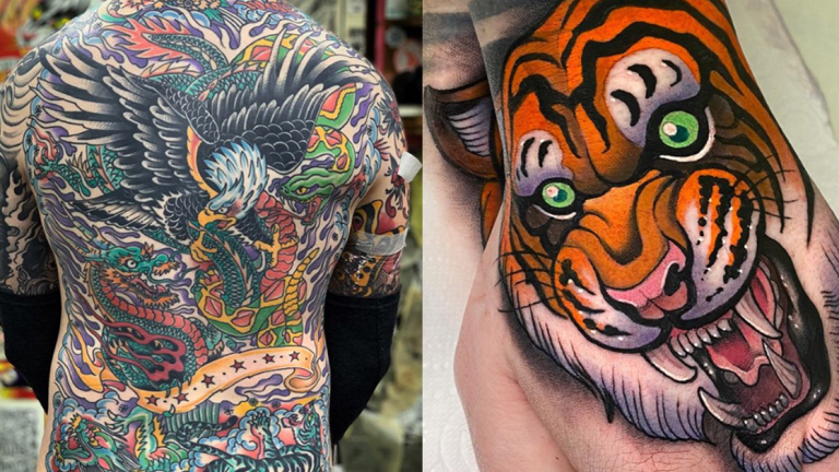 A Spotlight on Tattooers from Ireland for St. Patrick's Day