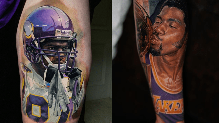 At Least We Still Have Sports Tattoos
