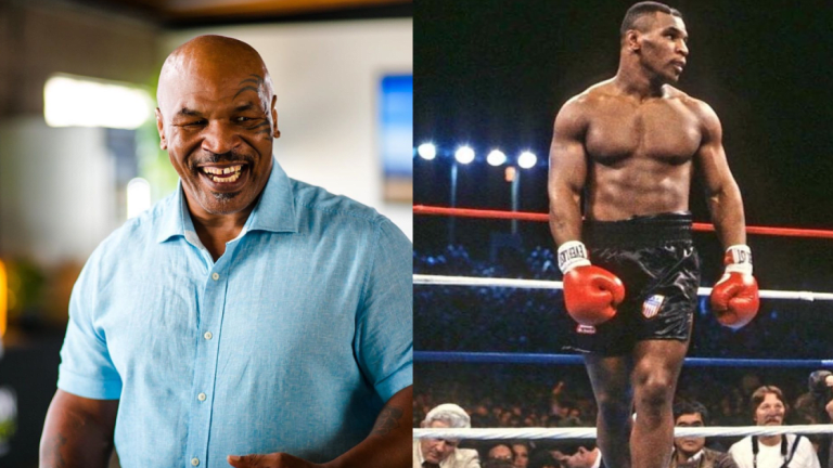 Mike Tyson's Planning to Tattoo It All