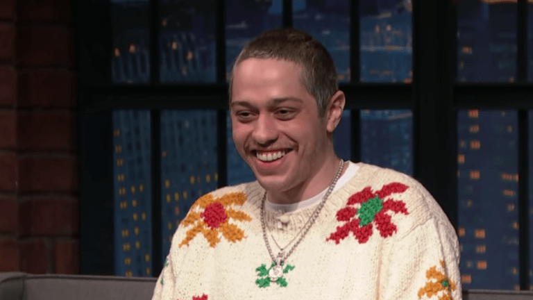 Pete Davidson Describes the Searing Pain of Tattoo Removal