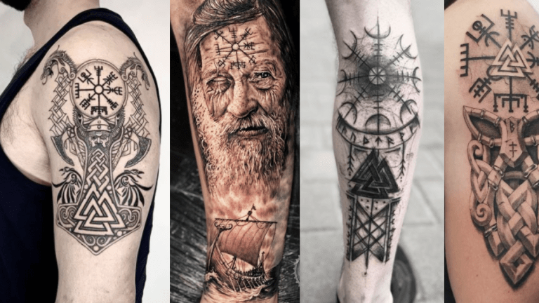 Viking-Inspired Tattoos and the Symbolism Behind Them