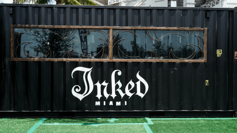 Inked Miami Pop Up at Rolling Loud