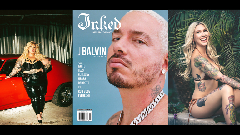The 2021 Fall Issue Featuring J Balvin, Tess Holliday & More