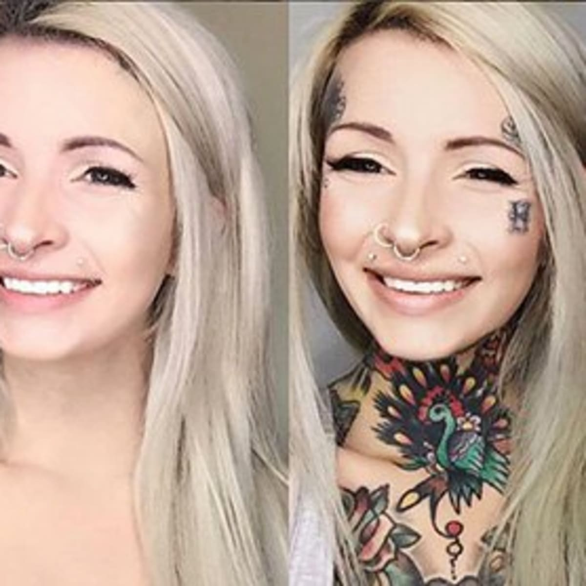 Makeup Tattoo Ideas