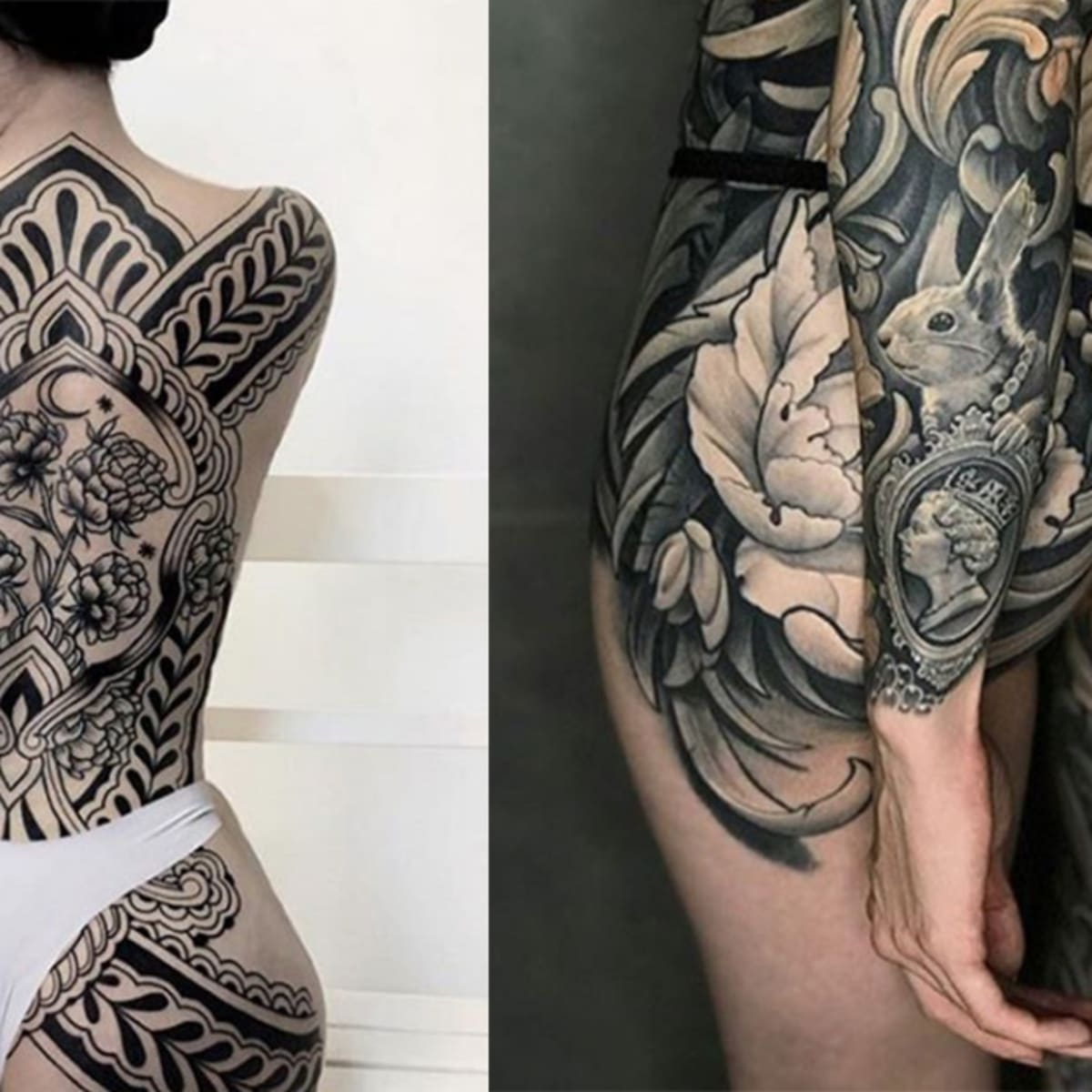 50 Sexy Tattoos For Women Tattoo Ideas Artists And Models