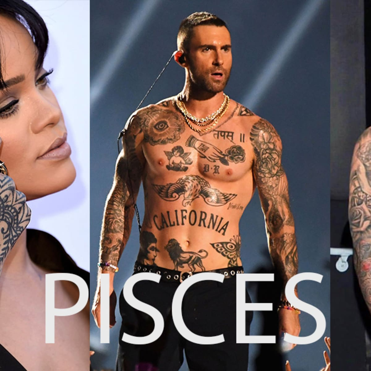 we ranked astrological signs by celebrity tattoos tattoo ideas artists and models we ranked astrological signs by