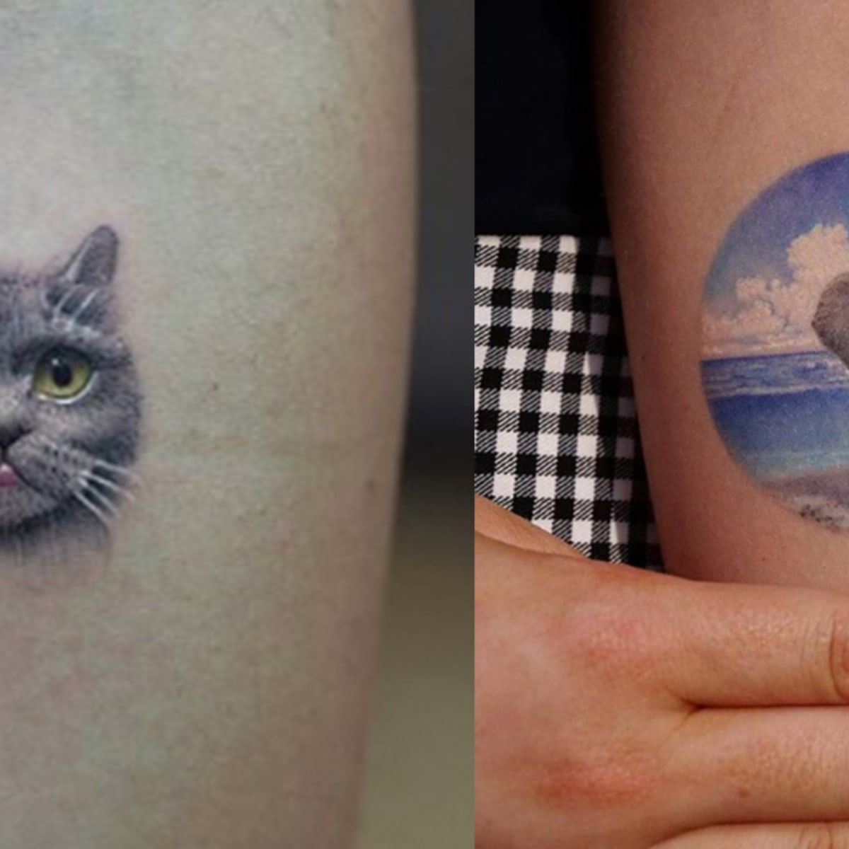75 Colorful Micro Tattoos By Some Of The World S Best Artists Tattoo Ideas Artists And Models
