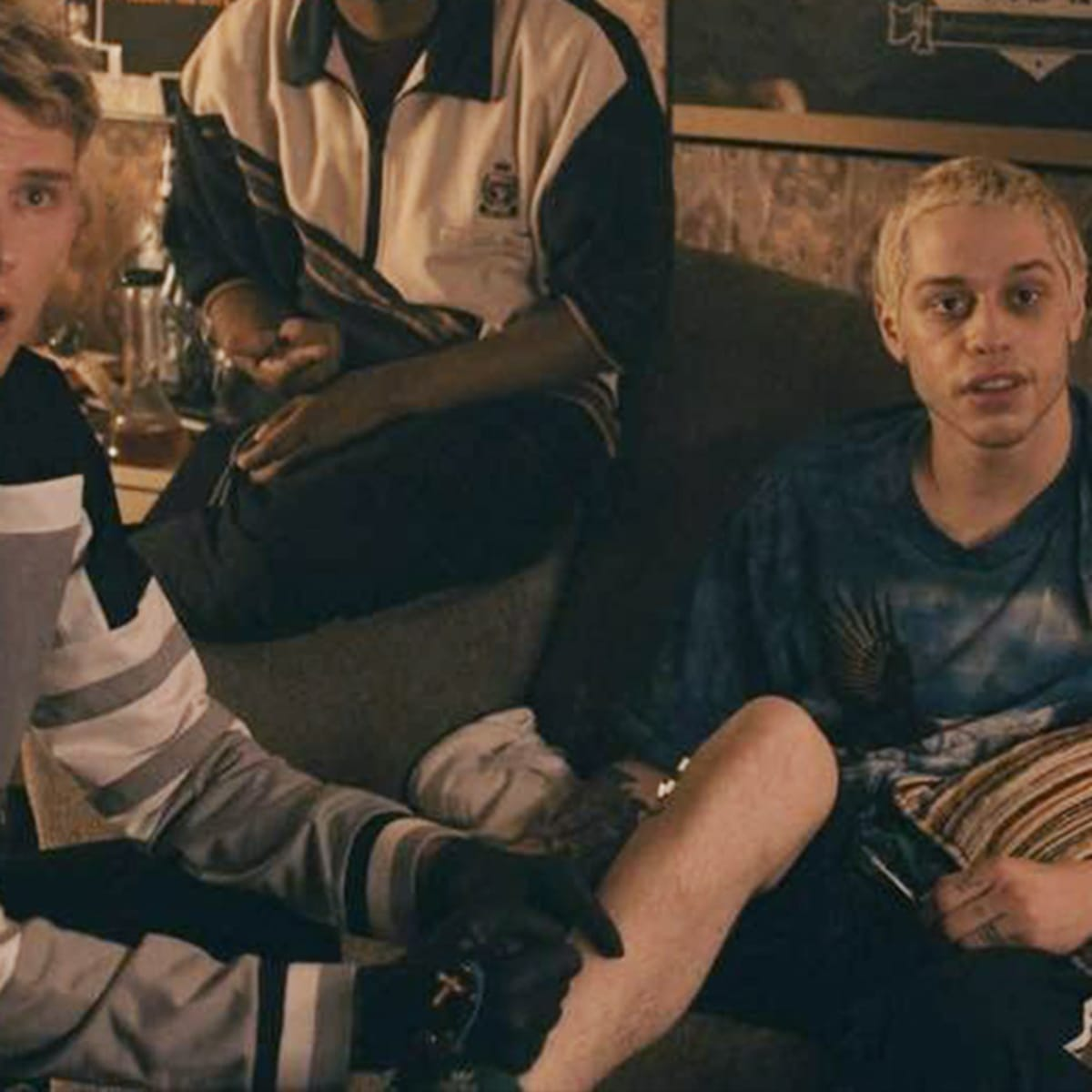 Pete Davidson And Machine Gun Kelly Become Tattoo Scratchers In New Movie Tattoo Ideas Artists And Models