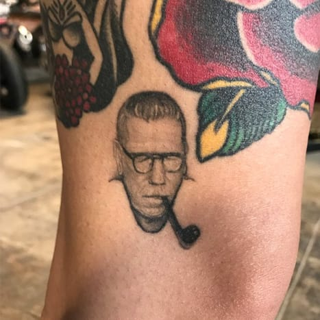 In honor of Norman Collins' 107th birthday, we paid a visit to an up-and-coming L.A. bar that perfectly captured the essence of the tattoo legend.
