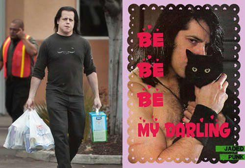 Danzig loooooves cats!