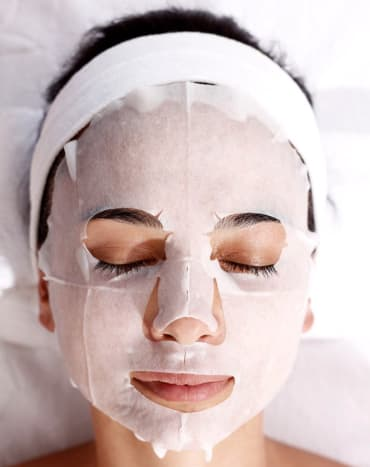 While it's no secret that sheet masks are an international sensation, many might not know that they can be used for other parts of the body aside from the face.