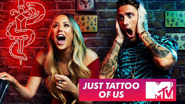 Just Tattoo of Us is a British reality show on MTV that follows couples, friends and family members as they design tattoos for each other. The series was first premiered in 2017 and has since produced three seasons.