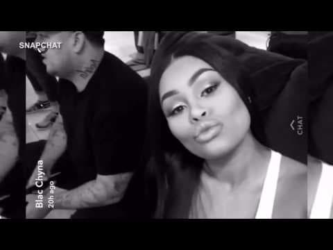 Step into the world of Blac Chyna and Rob Kardashian.