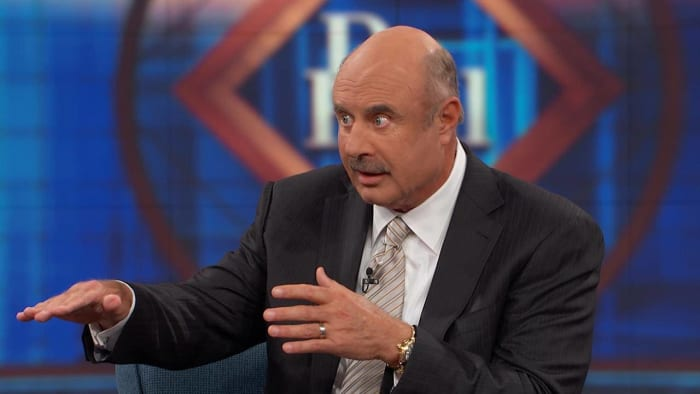 Since 2002, Phil McGraw has hosted the talk show, Dr. Phil. On the show, McGraw offers his expertise as a clinical and forensic psychologist on topics such as dysfunctional family relationships, errant children, rebellious teenagers and more.