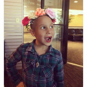 Gabriella Kovach is a seven-year-old girl living in Denver, Co.