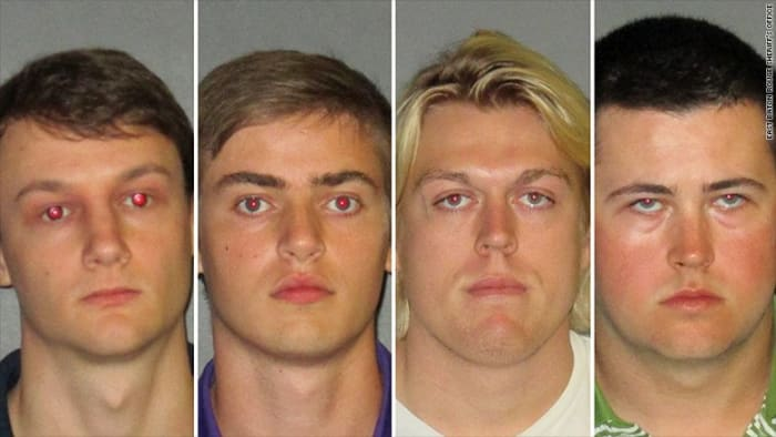 "It was on October 2017, when the LSU Police Department arrested 10 members of the Phi Delta Theta fraternity on hazing charges. The reason? In September of 2017, one of their pledges, 18-year-old Maxwell Gruver, died after undergoing a brutal hazing ritual known as ""Bible Study."" The ""Bible Study"" hazing consist of the pledges being covered in hot sauce and mustard, and made to face the wall. Next, they are to answer questions about the fraternity, every time they answer incorrectly, they must drink 190-proof liquor. Unfortunately for Gruver the next morning he was unconscious and taken to the hospital. There he died with a blood alcohol content of .495. Matthew Naquin, Ryan Isto, Sean-Paul Gott and Patrick Forde were charged with negligent homicide."