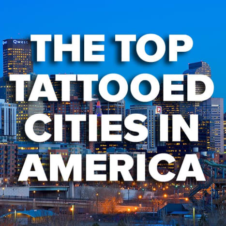 top-tattooed-cities-in-america