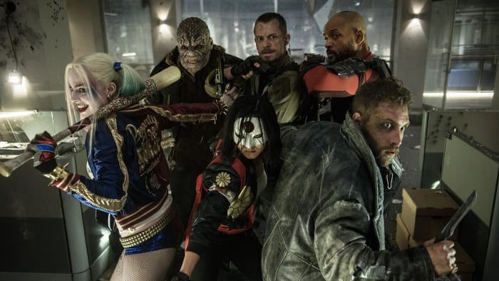 In August of 2016, Suicide Squad debuted in theaters and earned nearly $750M at the box office.