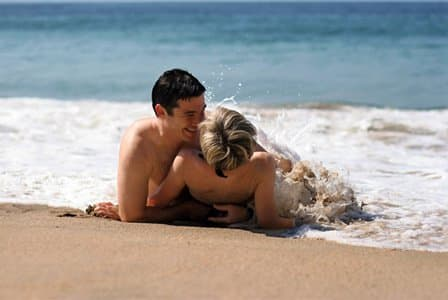 Having sex on a beach is almost everyone's bucket list. However, it's not as glamorous as it looks in the movies.